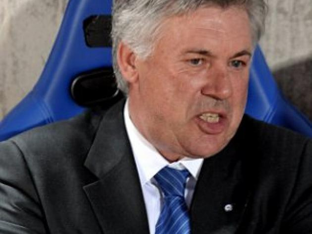 Chelsea manager Ancelotti still not happy as the Blues stroll on in Cyprus