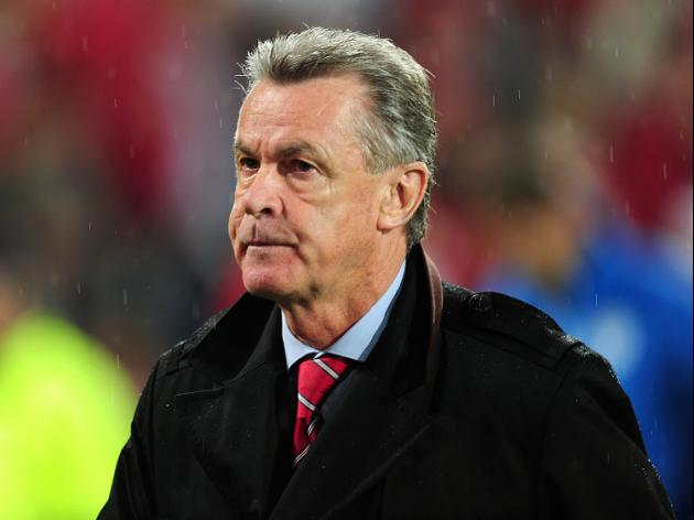 Hitzfeld delight after late winner