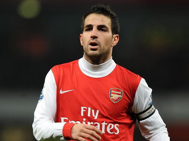 Fabregas: Arsenal is in my heart