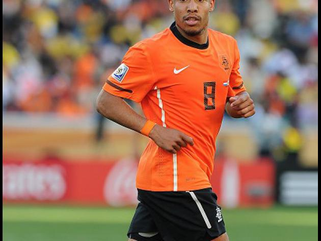No regrets for De Jong