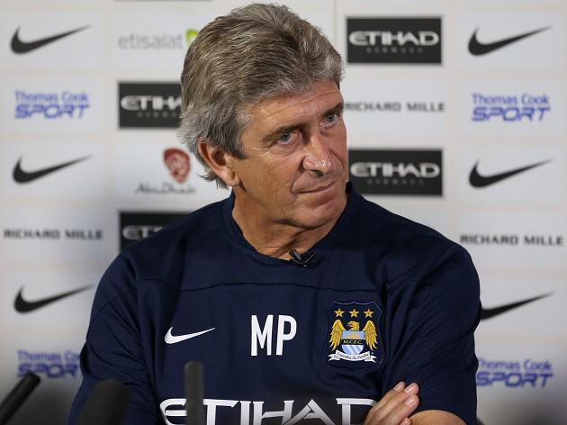Pellegrini loses first game as City boss