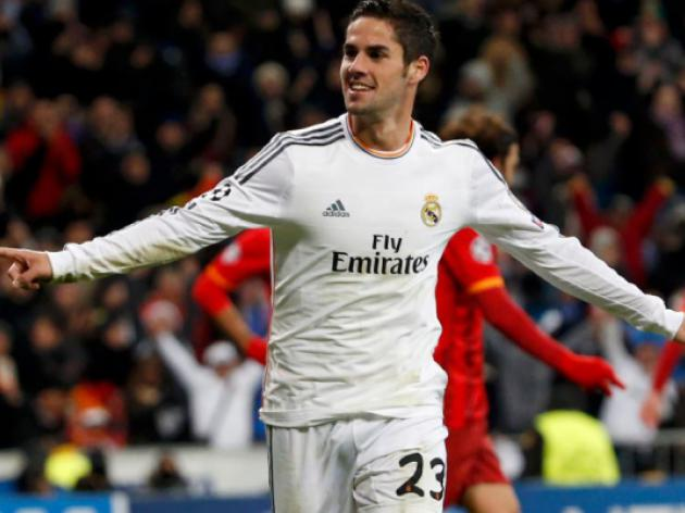 Liverpool linked with Real Madrid star Isco