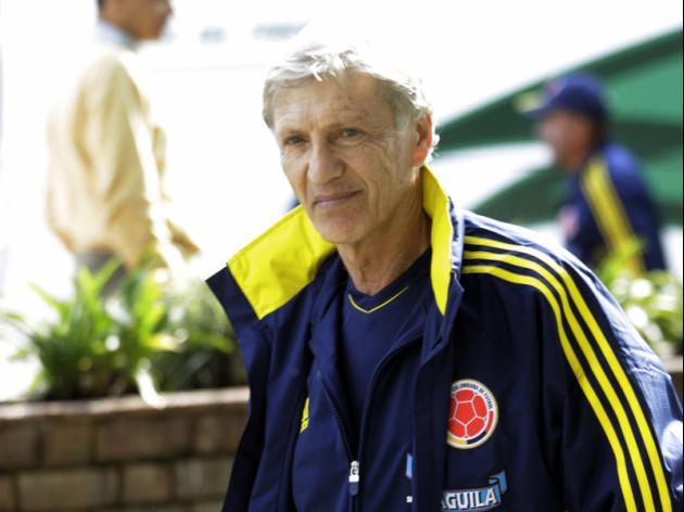 Pekerman has World Cup scores to settle