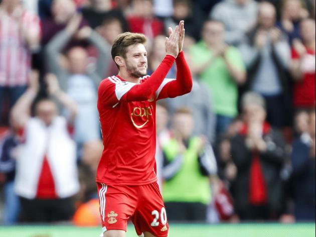 Liverpool make improved Lallana bid