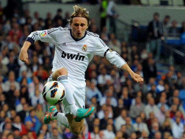 Manchester United's Desire For Possession Will See Them Sign Luka Modric