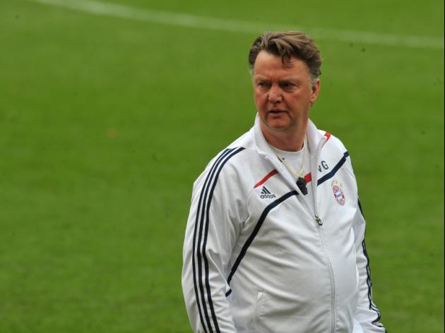 Van Gaal admits Spurs snub