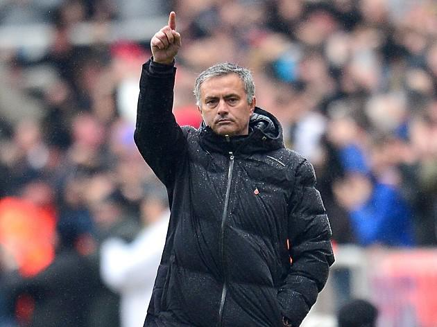 Mourinho wants positive response