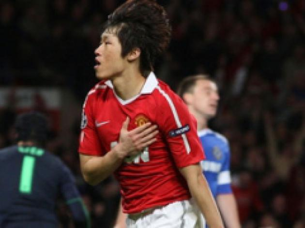 Park rules out United departure