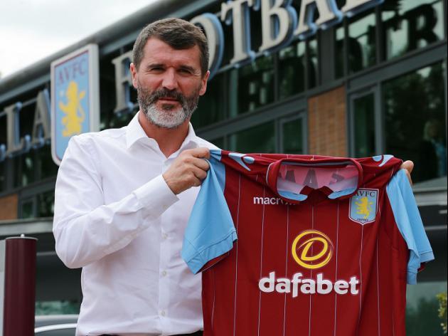 Keane hopes to improve Villa