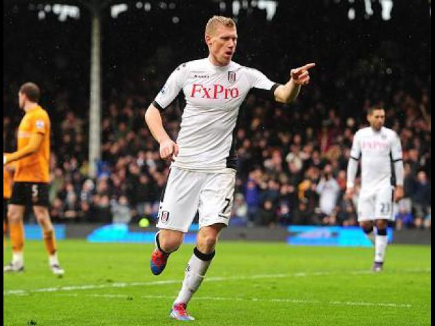 Fulham hope to keep loan star Pogrebnyak