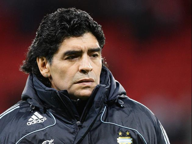 Maradona says Messi didnt deserve Golden Ball