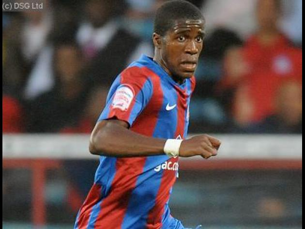 Arsenal plan January raid for Crystal Palace's Zaha