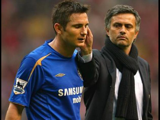 Lampard: Mourinho was the best