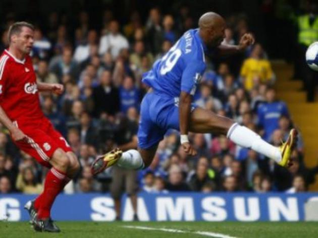 Chelsea 2 Liverpool 0: On song Drogba clears way for knockout blow