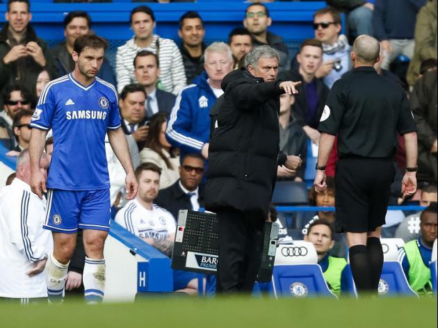 Mourinho denies FA charge