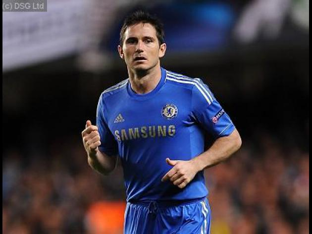 Frank Lampard in talks with Chinese team