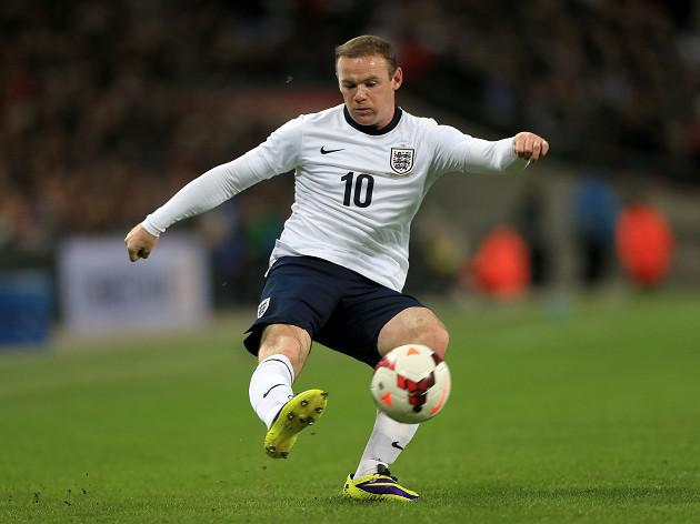 Rooney ready to storm World Cup