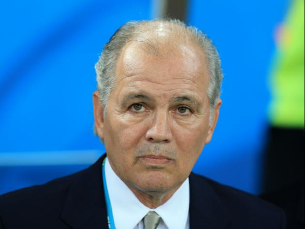 Magician Sabella working his magic at World Cup