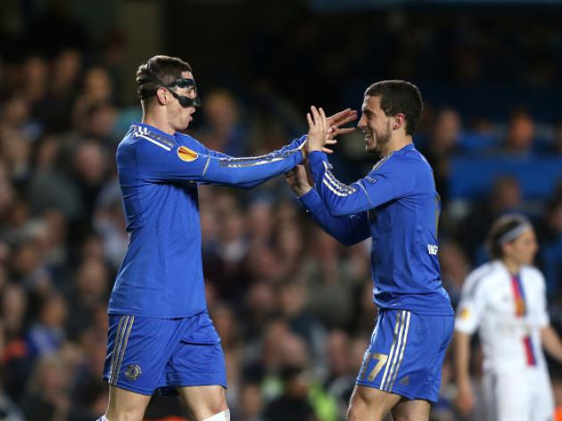 Europa League final - Chelsea v Benfica: Torres to be Chelsea's Eurostar?