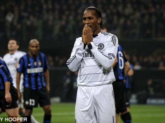 Keeping the Drog on a leash: How Inter kept Didier Drogba arm's length