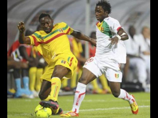 Mali edge past Guinea in west African derby
