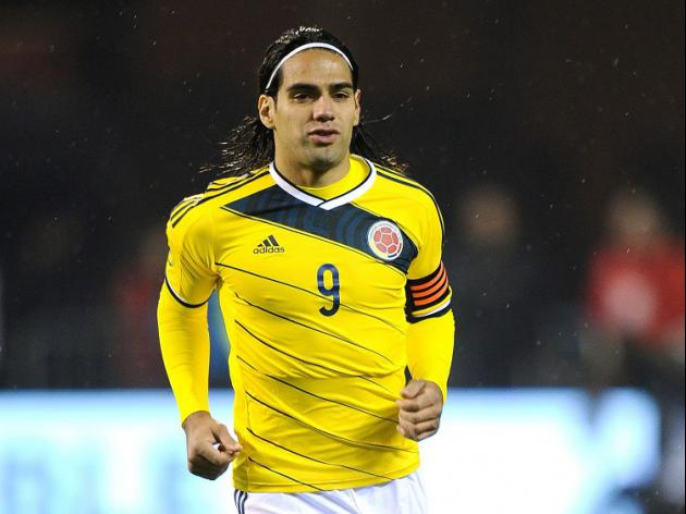 Falcao World Cup blow for Colombia