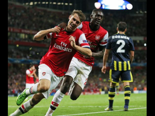 A closer look at Arsenal's Champions League Group opponents