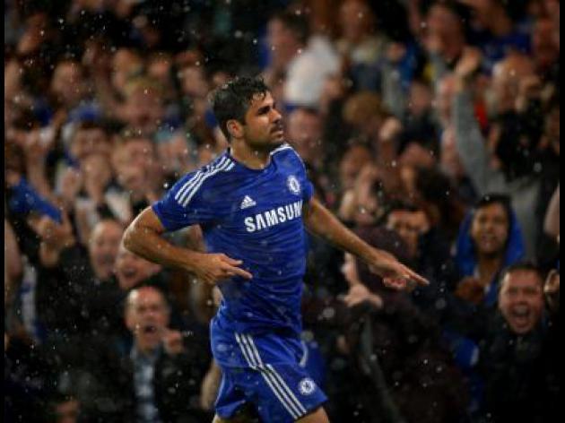 Mourinho hails bargain buy Costa