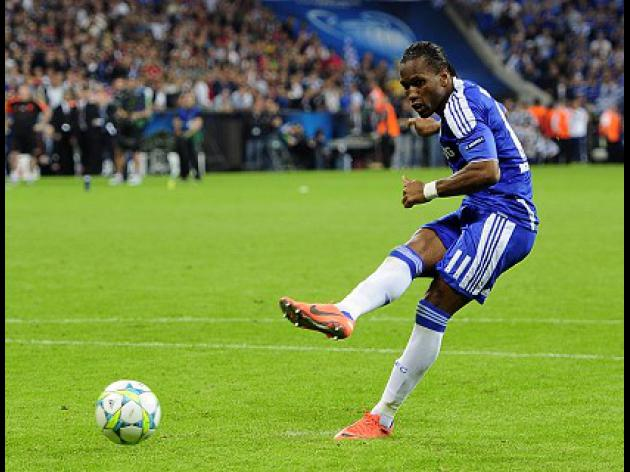 Drogba seals Shanghai move
