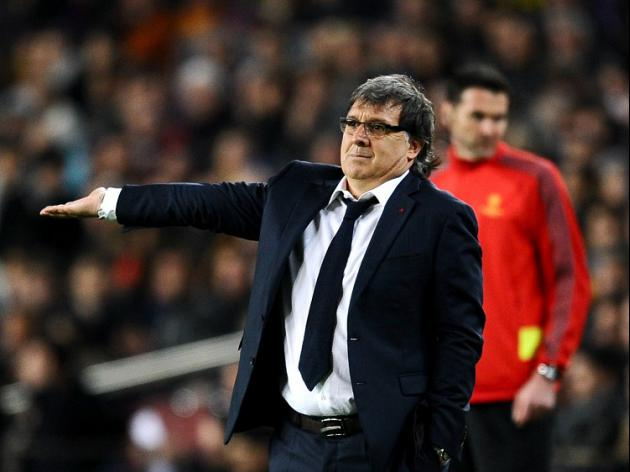 Martino steps down as Barcelona boss
