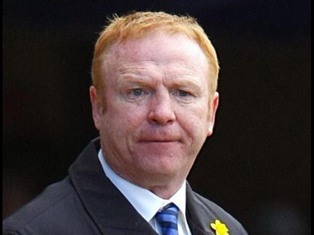 McLeish refuses to talk about Eduardo incident