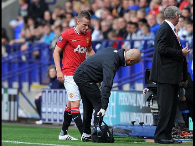 Ferguson condemns Davies tackle