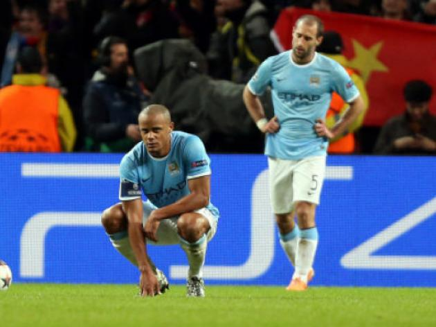 Manchester City v Stoke City: Match Preview - City look to bounce back after Barca loss