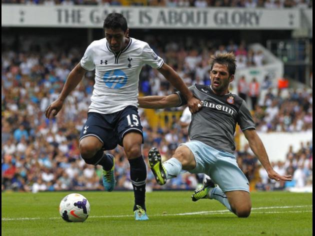 Analysing Tottenham midfielder Paulinho v Espanyol
