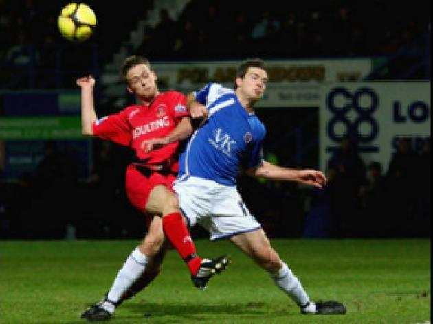 Spireites boss without defender