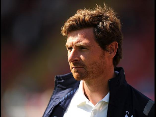 AVB happy with Spurs strikers