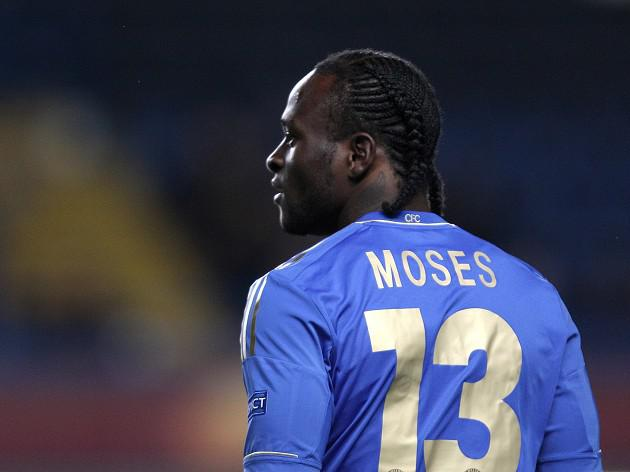 Wembley will not distract Chelsea says Victor Moses