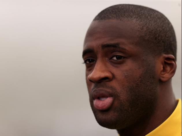Yaya Toure injury doubt for opening game against Japan