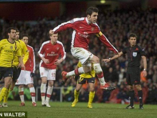 Cesc Fabregas talks stepped up by Barcelona - official approach for Arsenal captain