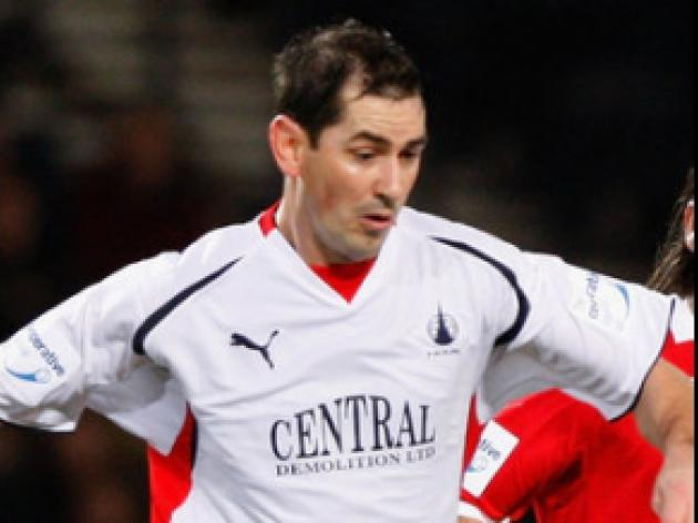 Bairns boosted by McNamara return