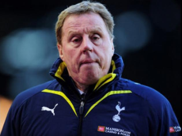 Redknapp expecting tough replay