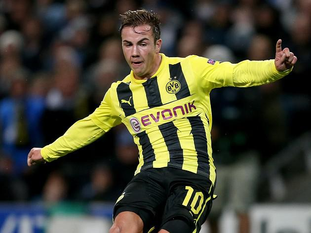 Dortmund ease through to CL quarters after Shakhtar win