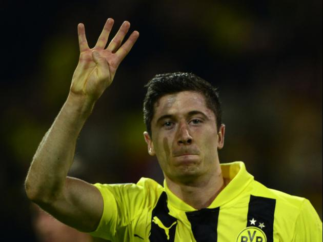 Reals Ancelotti wary of 'dangerous' Lewandowski