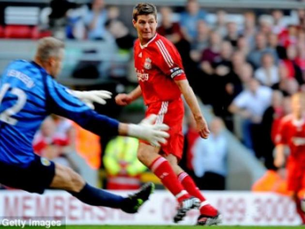 My idol Steven Gerrard is the best player in the world, insists Liverpool star Fernando Torres