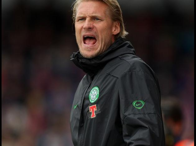Mjallby focusing on Celtic