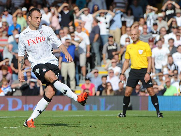 Berbatov, Kara, Riether? Just who is Fulham's player of the season?