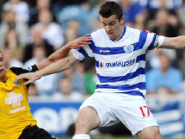 Lowe glad with QPR performance