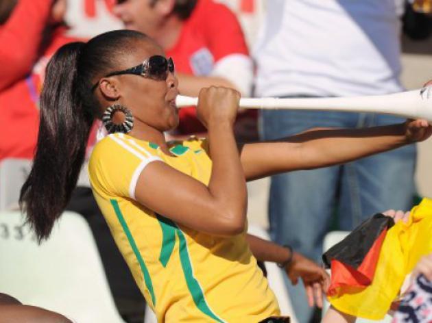 Brazils vuvuzela banned at Confed Cup