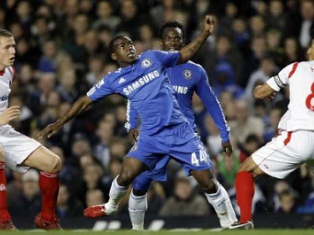 Chelsea's starlet Gael Kakuta is ready storm Porto's 'Dragon's Den'