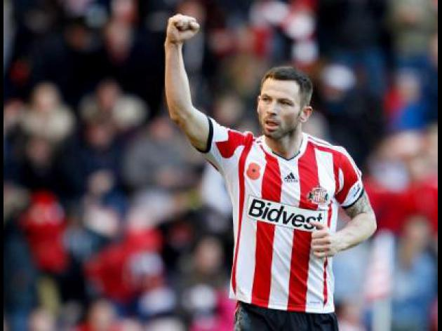 Stoke sign Bardsley from Sunderland